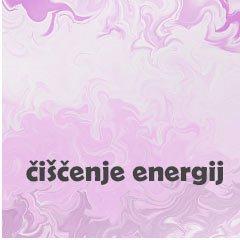 Čiščenje energij